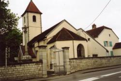 Eglise de Frotey-lès-Vesoul