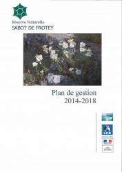 Plan de gestion 2014-2018
